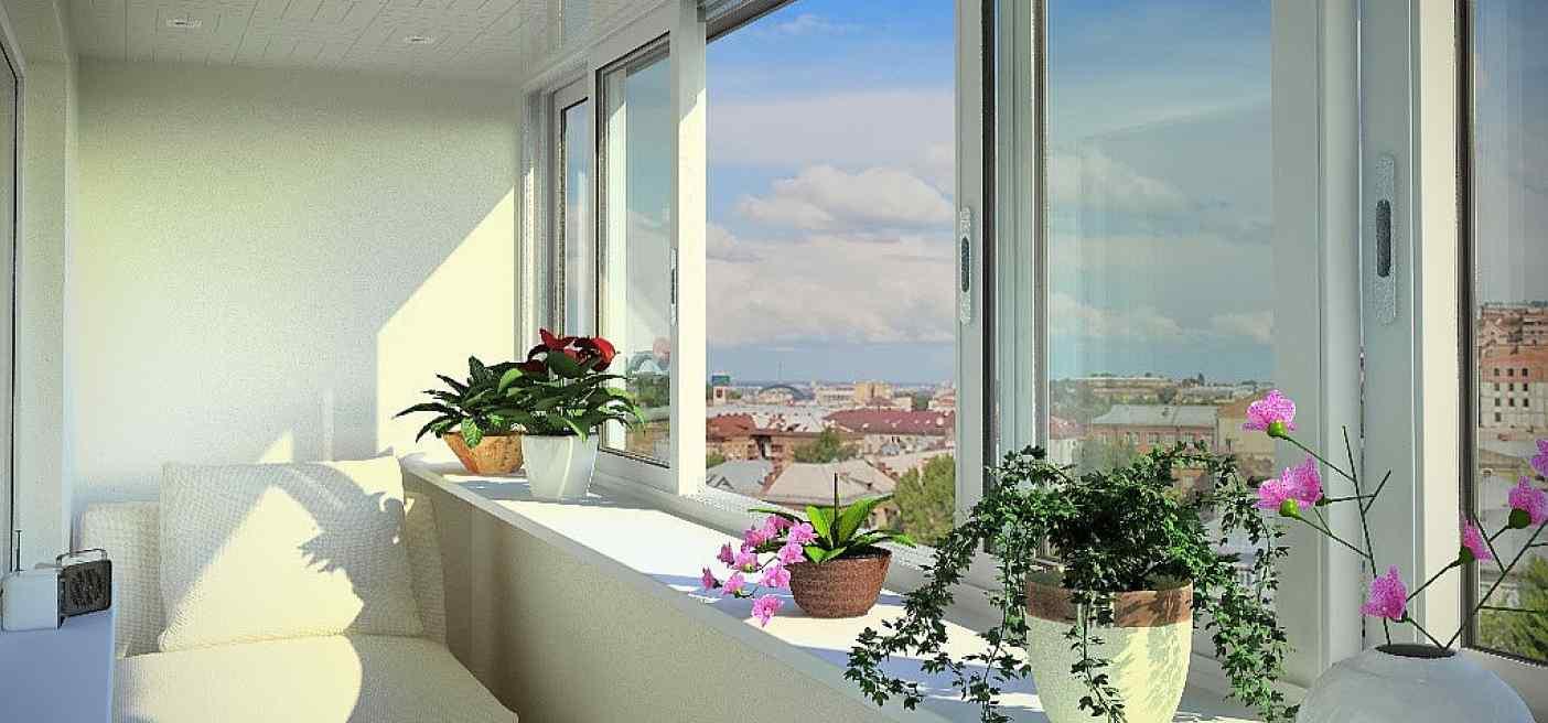 Раздвижные балконные окна пластиковые окна.