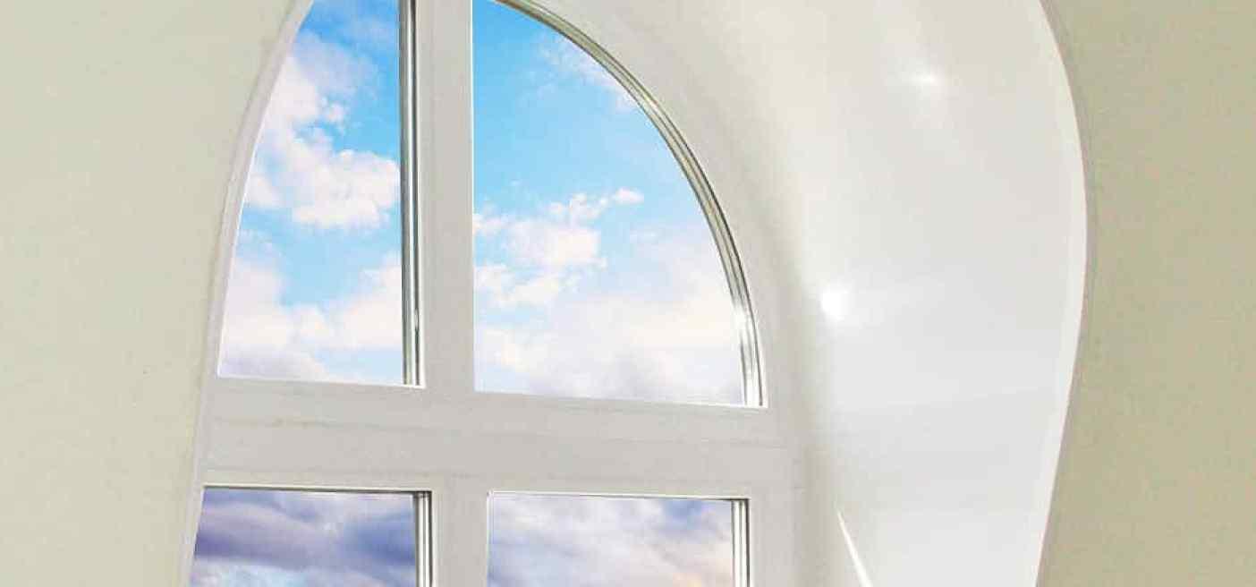 Монтаж откосов на окнах