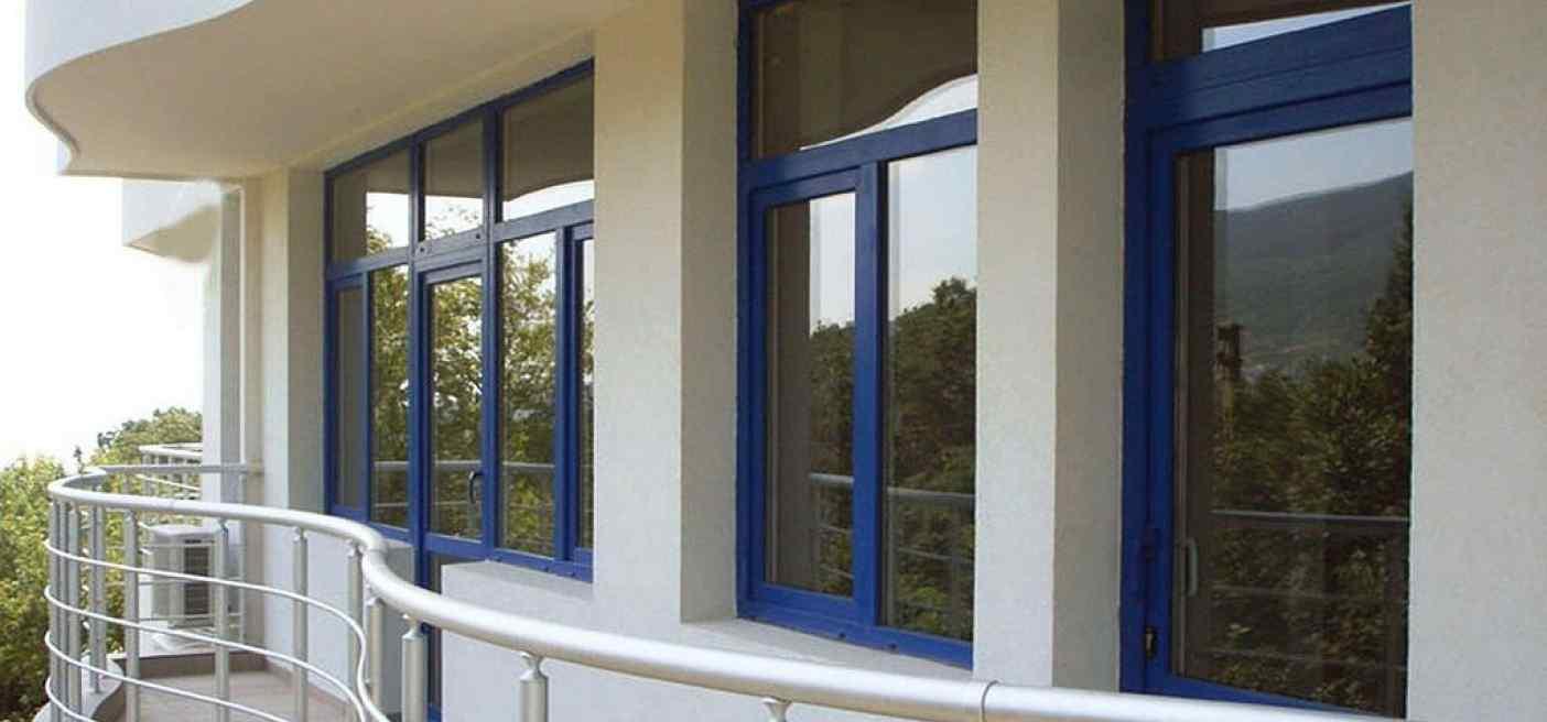 Трехкамерные окна