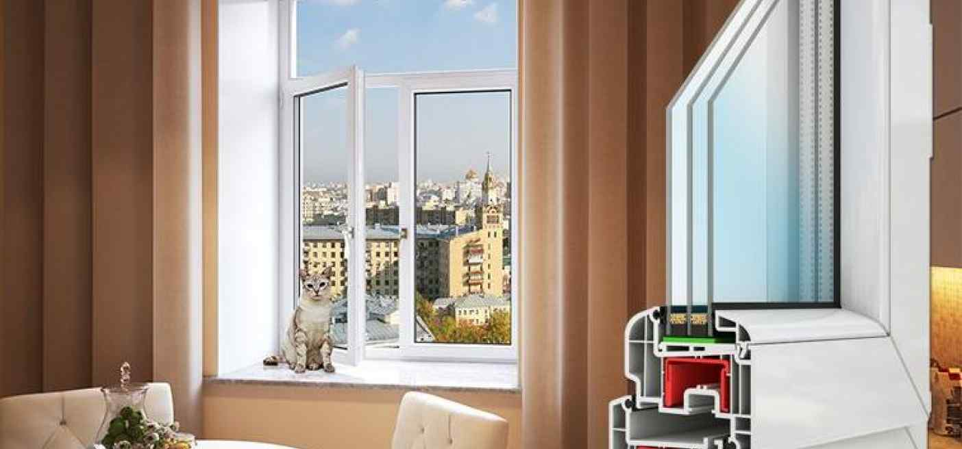 окна Rehau Brilliant